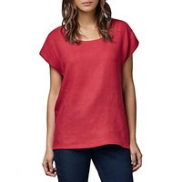 East Jersey Combination Top, Red