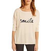 Gerard Darel Frida Jumper, Ecru