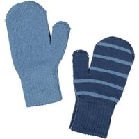 Polarn O. Pyret Baby Magic Mittens, Pack of 2