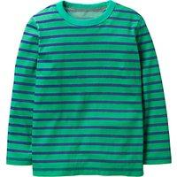 Mini Boden Boys' Super Soft T-Shirt, Green