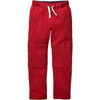 Mini Boden Boys' Warrior Sweat Joggers, Red