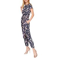 Damsel in a Dress Petal Print Jumpsuit, Multi