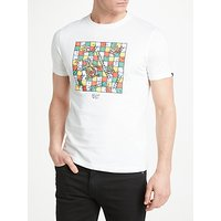Original Penguin Petes And Ladders T-Shirt, Bright White