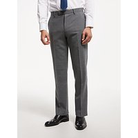 shop for John Lewis & Partners Tailored Suit Trousers, Mid Grey at Shopo
