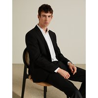 John Lewis and Partners Tailored Suit Jacket, Black