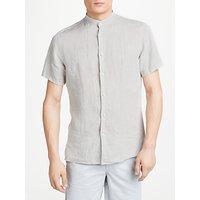 J.Lindeberg Daniel Short Sleeve Linen Shirt