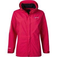 Berghaus Hillwalker Waterproof Women's Jacket, Dark Cerise