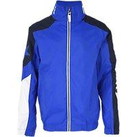 Converse Boys' Woven Sports Bomber Jacket, Blue