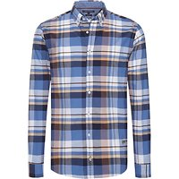 Tommy Hilfiger Delightful Standard Fit Check Shirt, Dutch Blue
