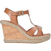 Carvela Karoline T-Bar Wedge Heel Sandals