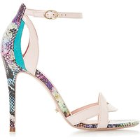 Dune Maddoxe Stiletto Heel Sandals
