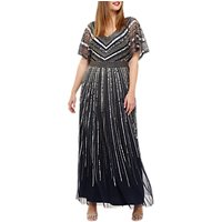 Studio 8 Avalon Beaded Maxi Dress