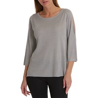 Betty Barclay Fine Knit Top, Grey Melange