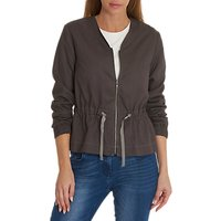 Betty Barclay Zipped Jacket, Night Silver