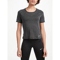 Nike Cool Miler Short Sleeve Running Top