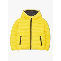 John Lewis & Partners Boys' Lightweight Padded Jacket, Yellow