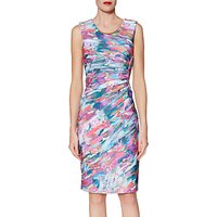 Gina Bacconi Asha Print Dress, Multi