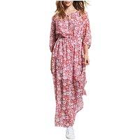 hush Tabitha Maxi Dress, Wild Flower Hibiscus
