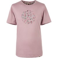 Pretty Green Liberty Short Sleeve T-Shirt, Pink