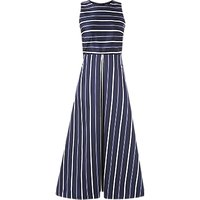 L.K.Bennett Natalee Dress, Blue/Multi