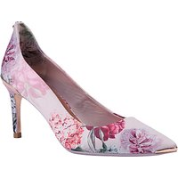 Ted Baker Vyixyn Palace Garden Court Shoes, Multi