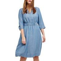 Studio 8 Mildred Chambray Dress, Blue