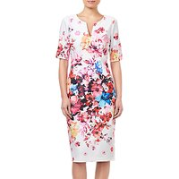 Adrianna Papell Spring in Bloom Dress, Multi
