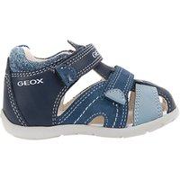 Geox Children's B Kaytan Shoes, Navy/Grey
