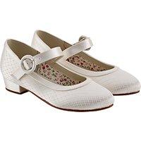 Rainbow Club Aubree Bridesmaids' Shoes, Ivory