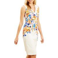 Fenn Wright Mason Roula Dress, Cream/Orange