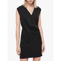 Allsaints Callie Dress, Black