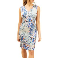 Fenn Wright Manson Petite Briar Dress, Blue/Multi
