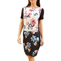 Fenn Wright Manson Petite Kitty Dress, Print