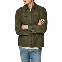 Selected Homme + Twomason Military Shirt, Olive Night