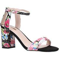 Carvela Gogo Studded Block Heel Sandals, Multi