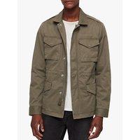 AllSaints Cote Military Jacket, Dusty Olive