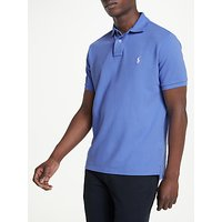 Polo Ralph Lauren Custom Slim Fit Weathered Polo Shirt