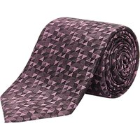 Richard James Mayfair Triangle Silk Tie