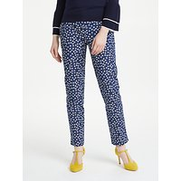 Boden Richmond 7/8 Trousers, Rosehip