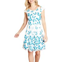 Yumi Butterfly Skater Dress, Multi