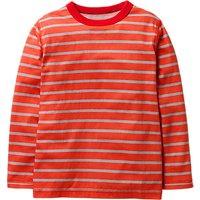 Mini Boden Boys' Super Soft T-Shirt, Orange