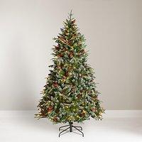 John Lewis & Partners Lymington Pre-lit Christmas Tree
