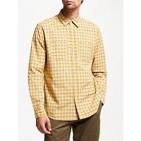 JOHN LEWIS & Co. Seattle Check Shirt, Yellow