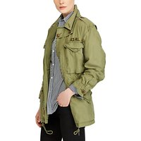 Polo Ralph Lauren Cotton Twill Jacket, Army Olive