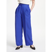 Finery Trevor Occasion Trousers, Royal Blue