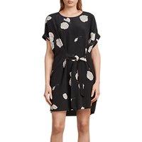 Allsaints Sonny Rodin Dress, Black