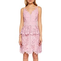 Ted Baker Nadiie Lace Peplum Dress
