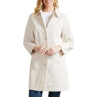 Four Seasons Stripe SB Coat, Naural/Cream