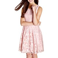 Yumi Butterfly Dress, Blush Pink
