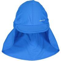Polarn O. Pyret Baby Legionnaire Sun Hat, Blue